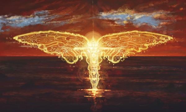огнени крила